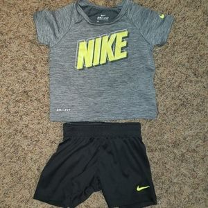 Infant Nike Outfit